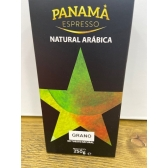 CAFE PANAMA NATURAL ARABICA GRANO