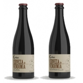 Cervezas Ceriux de Vendimia Tempranillo y Viura (12x375 ml)