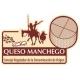 QUESO DE OVEJA MANCHEGO SEMICURADO (1 KG.)